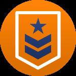 ranking star icon